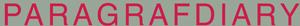 PARAGRAF DIARY Logo